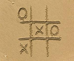 История игры крестики нолики