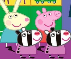 Игра Свинка Пеппа крестики нолики