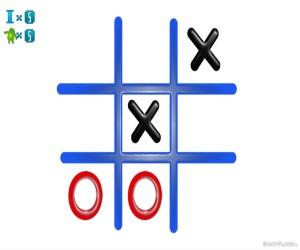 Игра крестики нолики 3х3