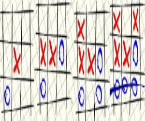 Стратегия игры крестики нолики