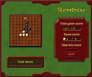 Играть в рэндзю онлайн